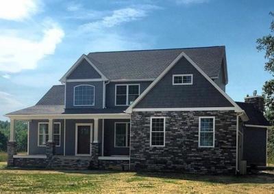 Jones – New Home Construction